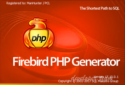 Connect Firebird localhost DB with php